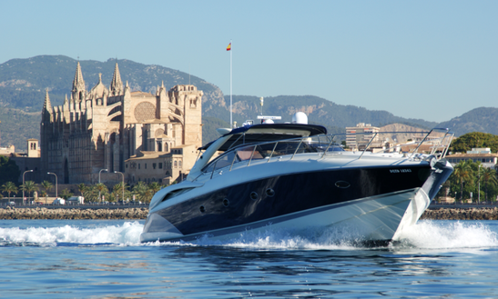 Charter 61' Preadtor - Silence Power Mega Yacht In Palma, Spain