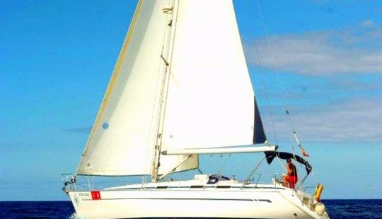 Private Charter A Cruising Monohull In Costa Adeje, Spain