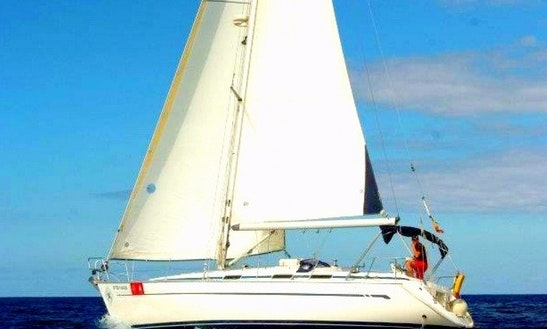 Private Charter A Cruising Monohull In Costa Adeje, Spain