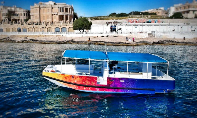 Charter a Power Catamaran in Ta' Xbiex, Malta