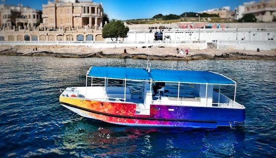 Charter A Power Catamaran In Ta' Xbiex, Malta