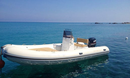 The best Calabria RIB Rentals (w Photos) | GetMyBoat