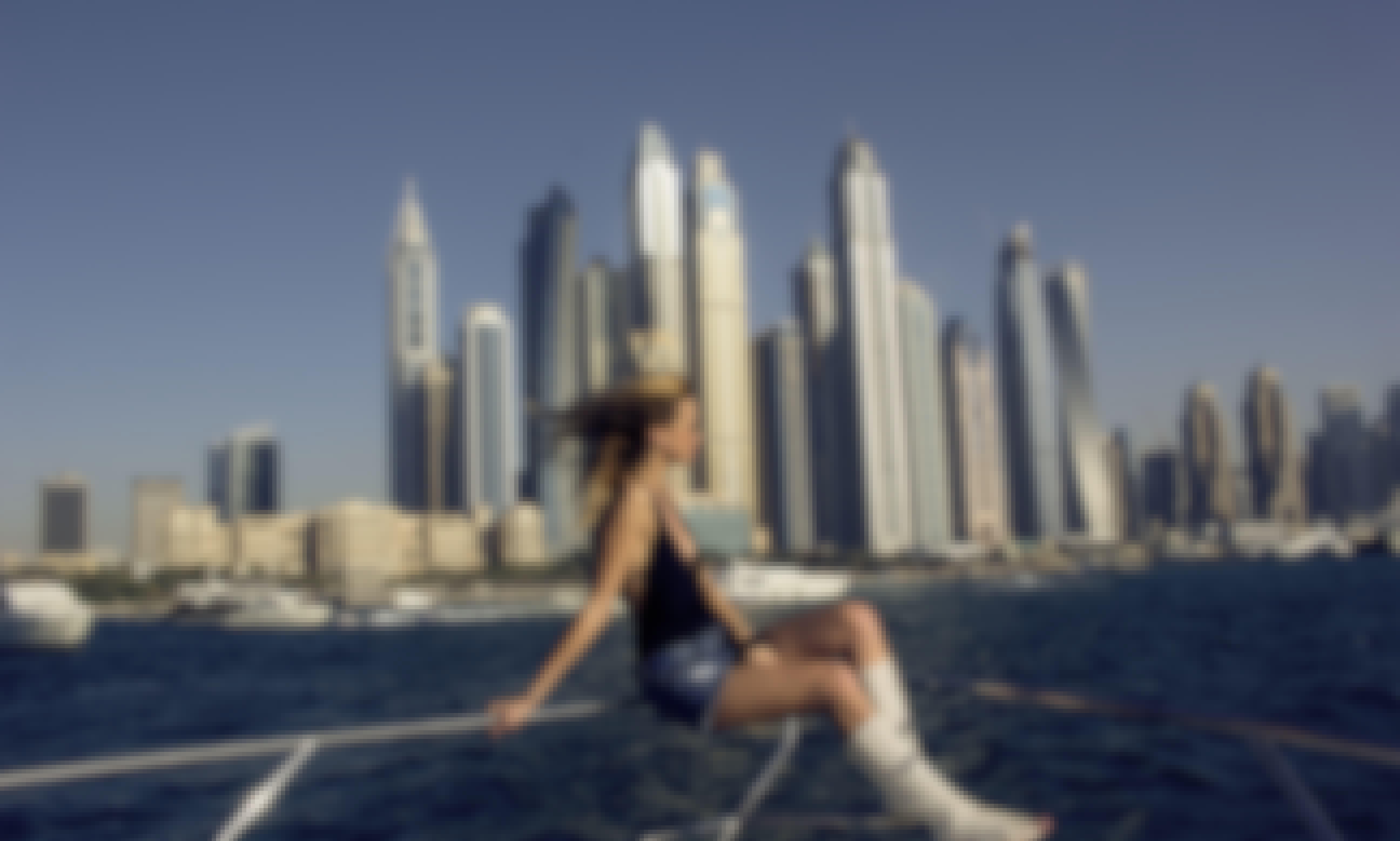 "Charter 42ft ""Princess"" Power Mega Yacht in Dubai, UAE"