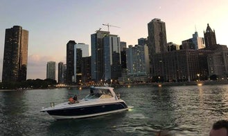40ft Got a Life Formula 40 PC Motor Yacht Rental in Chicago, Illinois