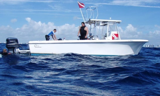 31' Center Console Charter In North Palm Beach, Florida