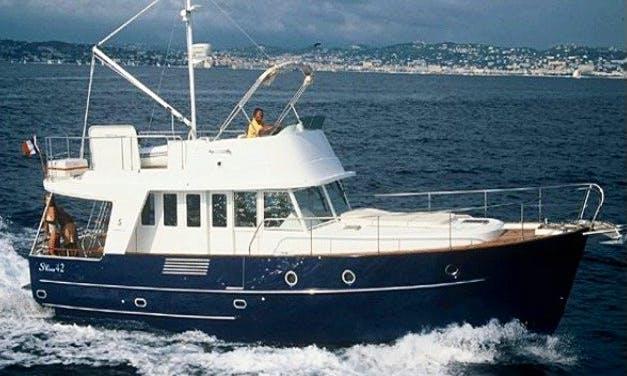 Charter 45' Trawler In Dénia, Spain