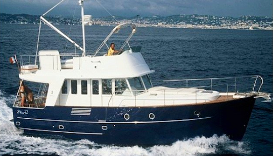 Charter 45' Trawler In Dénia, Spain