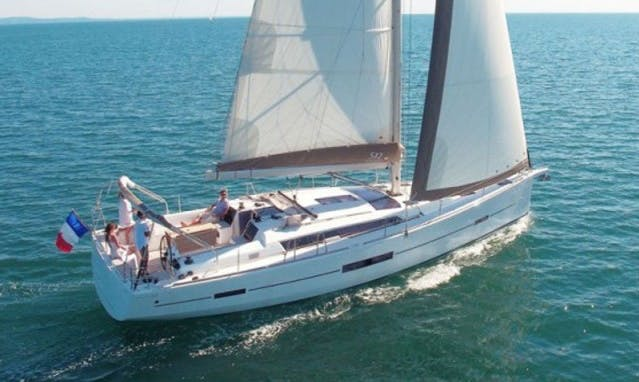 Charter Dufour 512 Grand Large - Legato Cruising Monohull in Rogoznica, Croatia