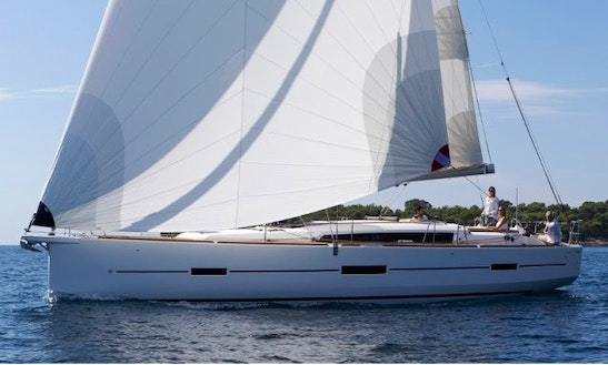 Charter Dufour 460 Grand Large - Vigoroso Cruising Monohull In Rogoznica, Croatia