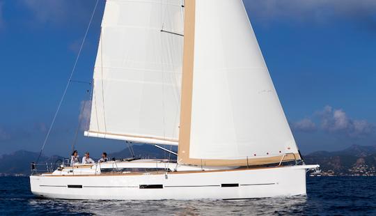 Charter Dufour 460 Grand Large - Arioso Cruising Monohull In Rogoznica, Croatia