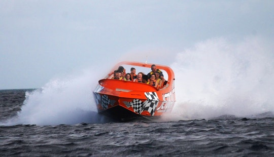 Enjoy Jet Boat Tour In Tías, Spain
