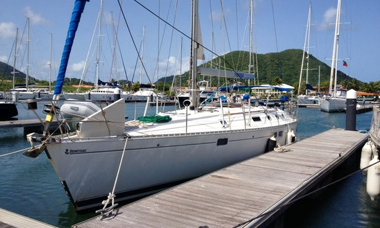 Sloop Sleep Aboard Rental In Rodney Bay Marina