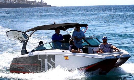 Motor Yacht Rental In San Bartolomé De Tirajana