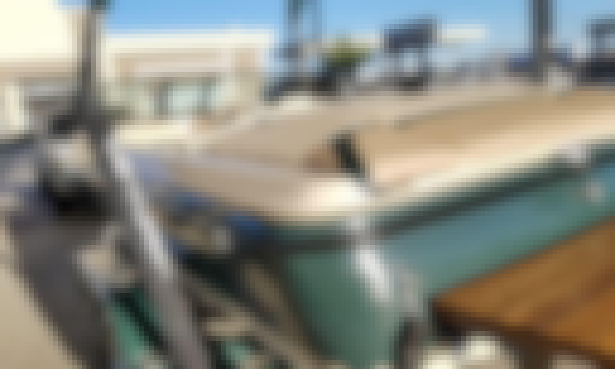 Bowrider rental in Napa