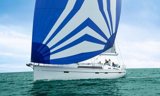 Charter Bavaria 51 Cruiser - Silkwave Cruising Monohull In Cagliari, Italy
