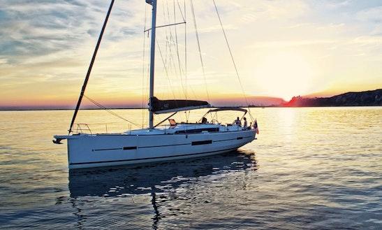 Charter Dufour 512 Gran Large - Kal'e Moru Cruising Monohull In Portisco, Italy