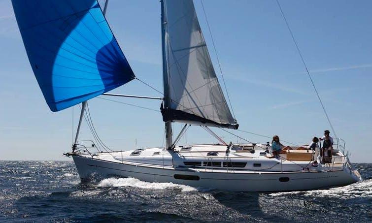 Charter Sun Odyssey 44 Cruising Monohull in Messina, Italy