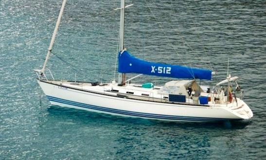 Charter A Cruising Monohull In Málaga, Spain