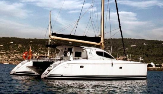 Charter A Cruising Catamaran In Málaga, Spain