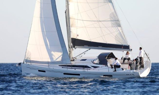 Charter 40' More 40 Cruising Monohull in Messina, Italy