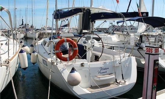 Charter 33' Sun Odyssey 33 Cruising Monohull In Messina, Italy
