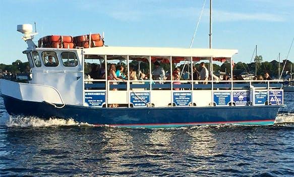Yankee Clipper Cruises In Newburyport, Massachusetts
