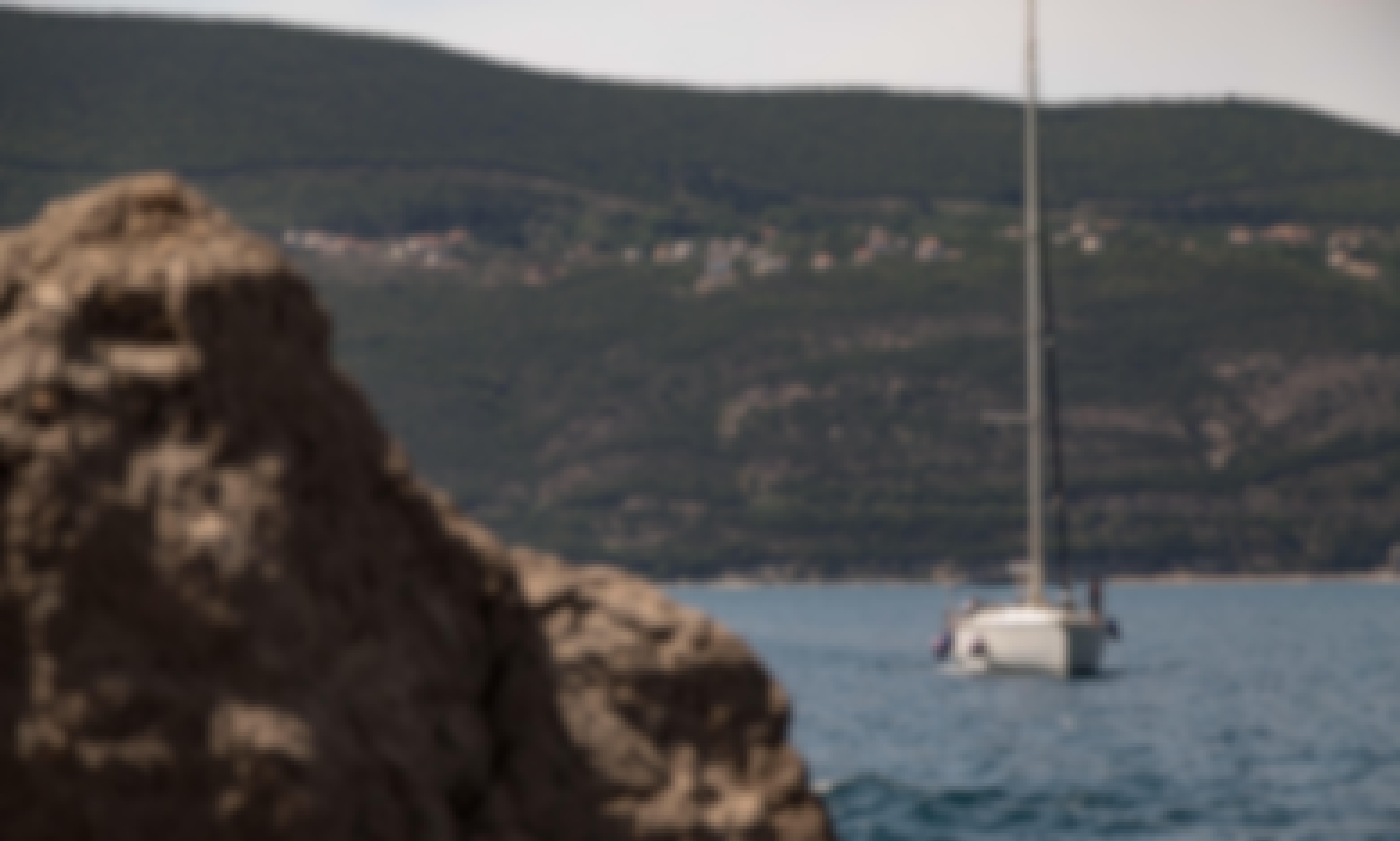 Bavaria 49 rental in Bay of Kotor