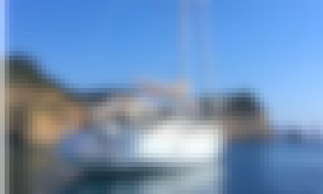 "Charter 45ft ""No Stress"" Sun Odyssey 449 Sailing monohull In Nettuno, Italy"