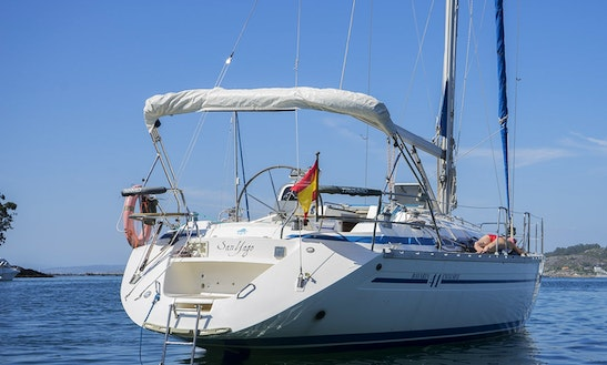 Skippered Charter On 41' Bavaria Exclusive Sailboat In Moaña, Galicia