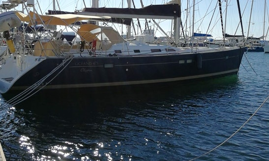 14' Sloop Charter In Marsala, Sicilia For Up To 8 People