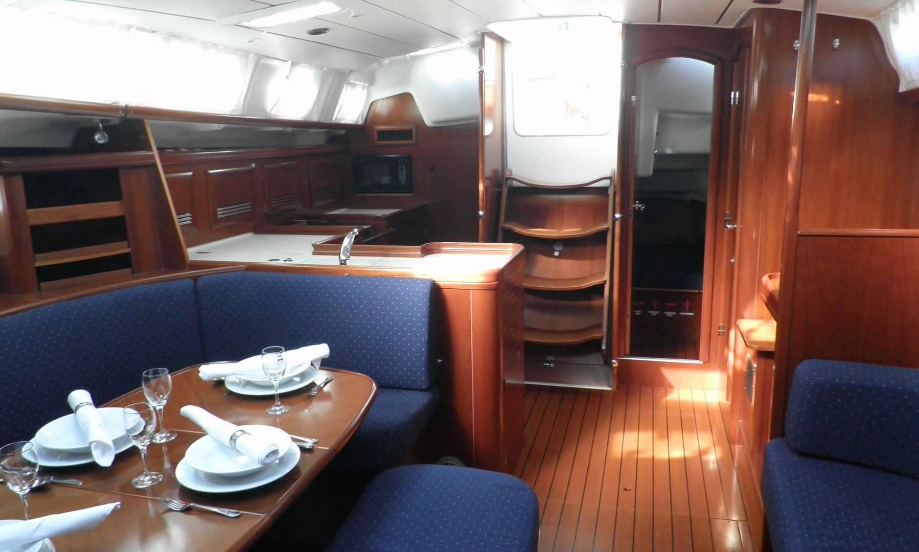 14' Sailing Sloop Charter in Marsala, Sicilia for up to 8 people