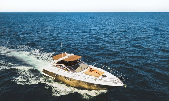 Absolute 41 Yacht In San Jose Del Cabo