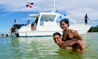 VIP Experience Party Boat in Punta Cana