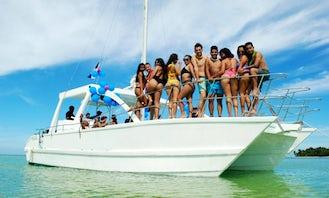 Punta Cana Party Sailing Catamaran - VIP EXPERIENCE