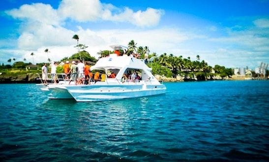 47' Power Catamaran In La Romana, Dominican Republic
