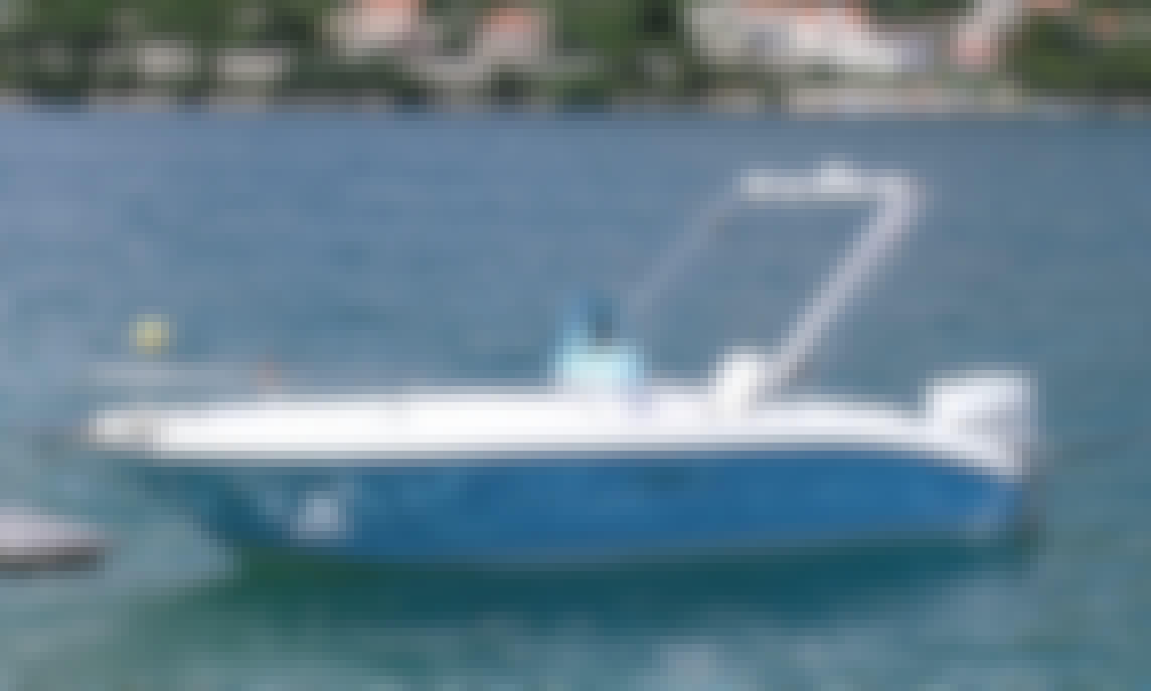 Elan 18 CC with Yamaha 90 HP  in Dubrovnik
