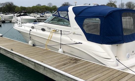 "36"" Motor Yacht Rental In Chicago, Illinois"