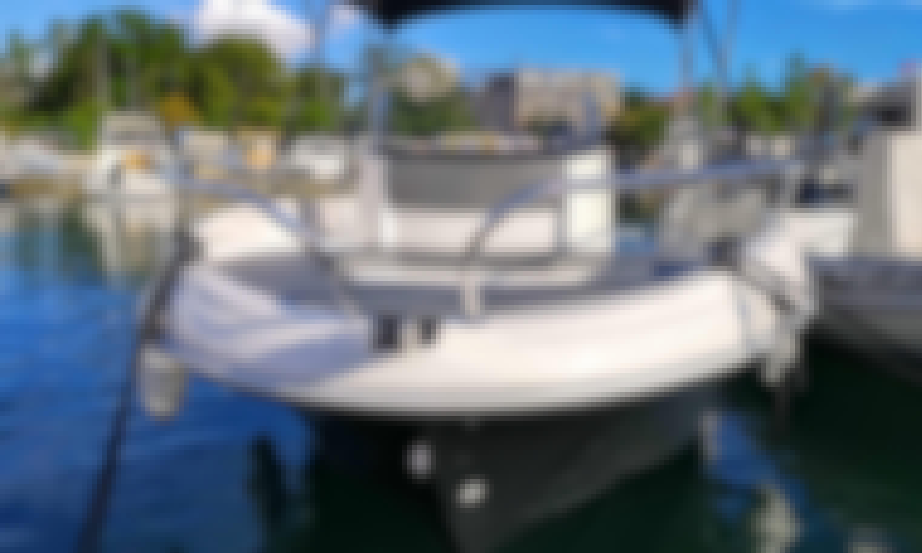 Rent-a boat Zadar, Croatia