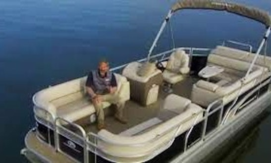 Pontoon Rental In Ottawa