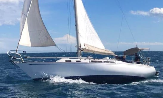 Charter A Cruising Monohull In Badalona, Spain