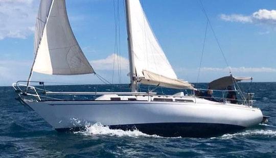 Charter A Cruising Monohull In Badalona, Spain