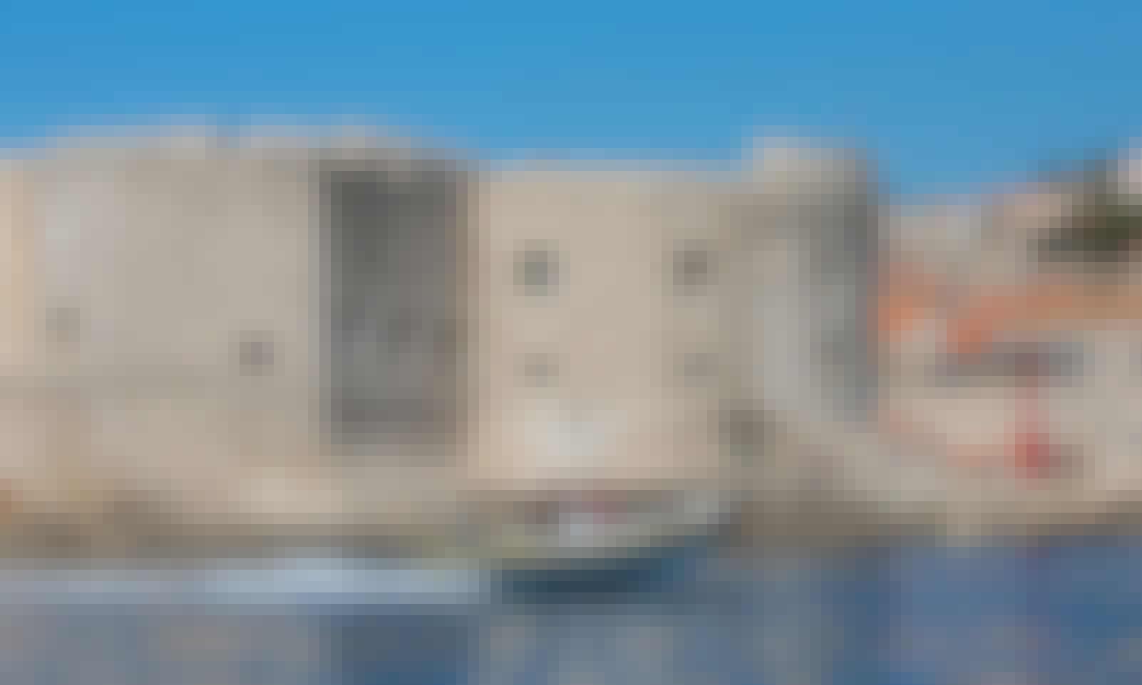 Experience the Adriatic Sea on this RIB rental in Dubrovnik, Croatia