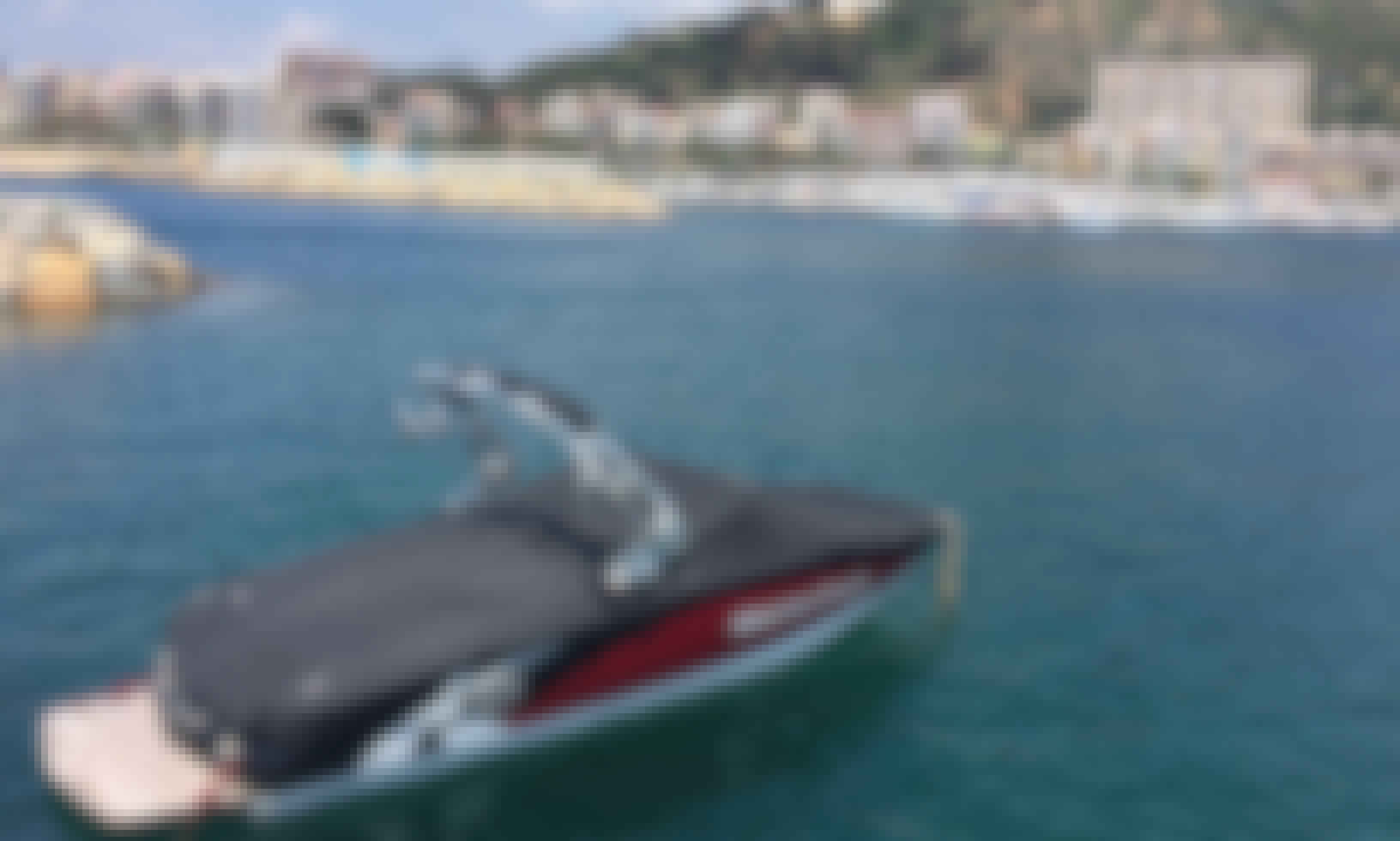 Wakeboarding Adventure in Blanes, Spain