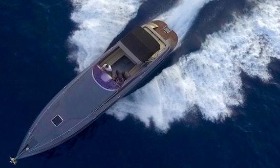 Charter 44' Tullio Abbate Motor Yacht In Balears, Spain