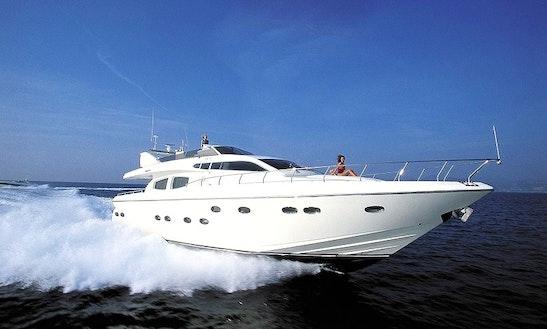 Motor Yacht Rental In Zakinthos