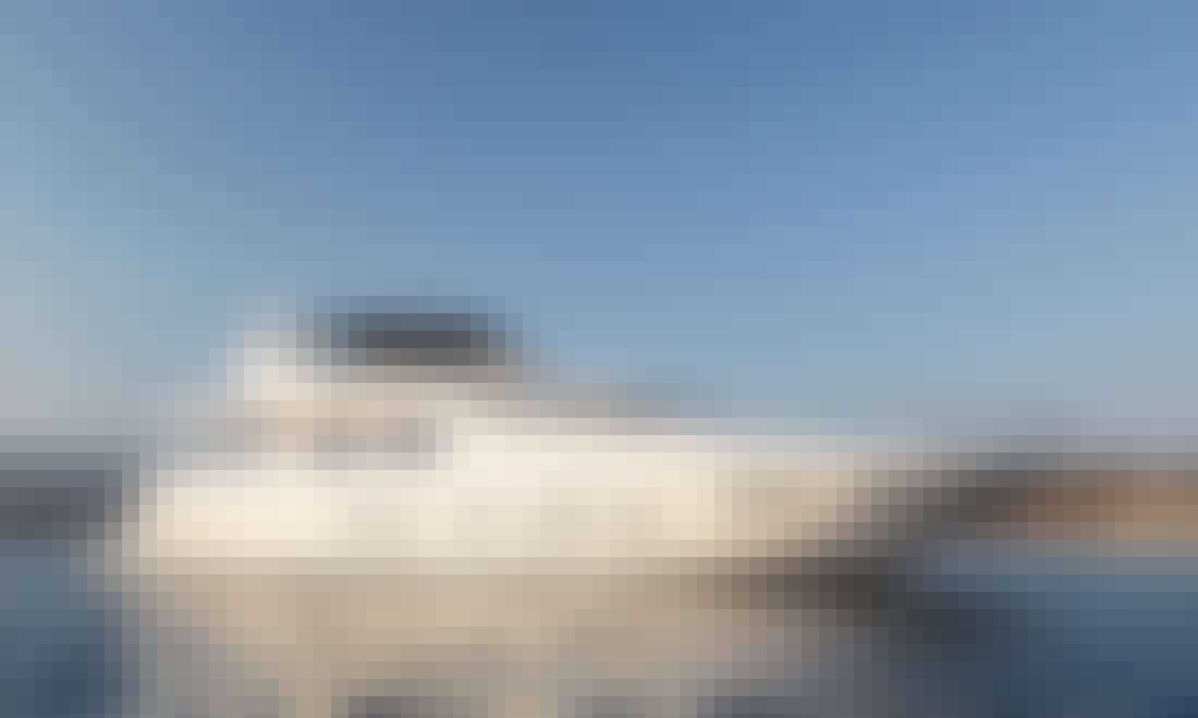 72' Posillipo Technema Power Mega Yacht in Zakinthos