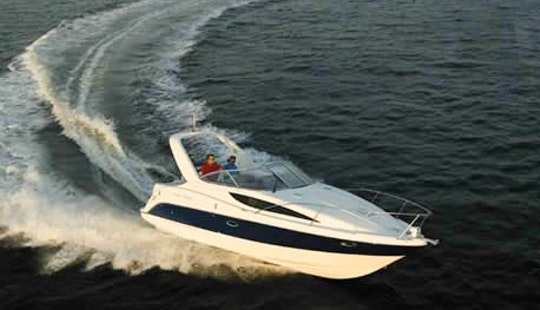Charter Bayliner 285 Motor Yacht In Altea, Spain