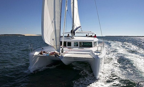 Cruising Catamaran Rental In Ornos