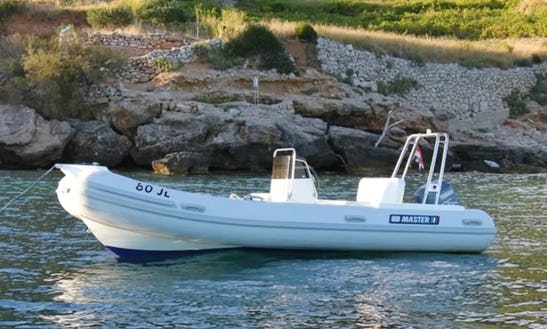 Charter 16' Pneumatics Rigid Inflatable Boat In Altea, Spain