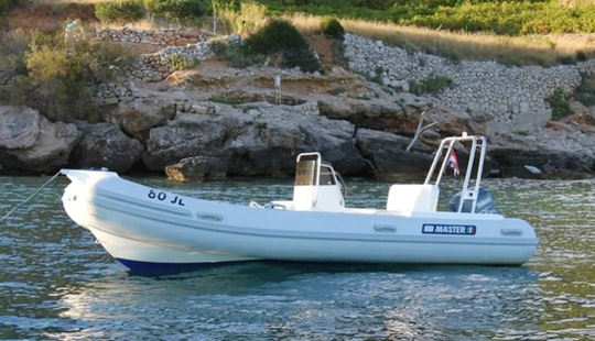 Charter 16' Pneumatics Rigid Inflatable Boat In Altea, Spain